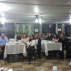 Jantar em Guaratinguetá (SP) Capítulo 473 (26/05)