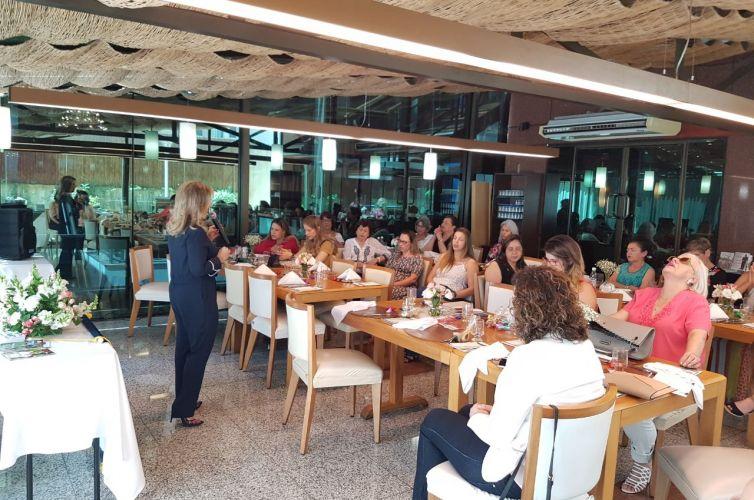 Brunch do Apoio Feminino em São Paulo (SP) Capítulo 003 (16/09)