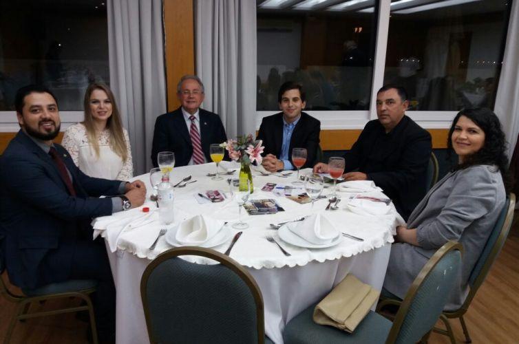 Jantar em Florianópolis (SC) Capítulo (14/09)