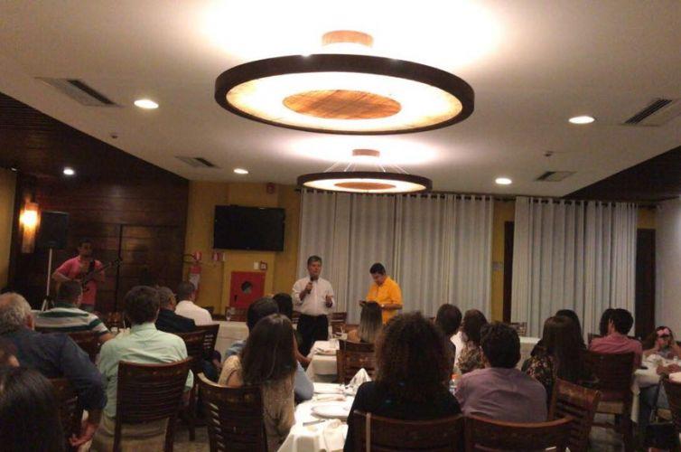 Jantar em Salvador (BA) Capítulo 653 (09/12)