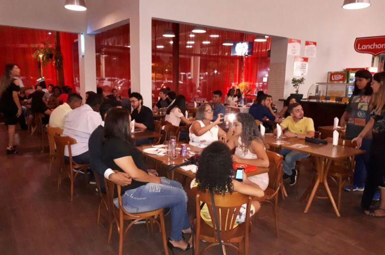 Evento do Apoio Jovem em Cáceres (MT) Capítulo 312 (09/12)