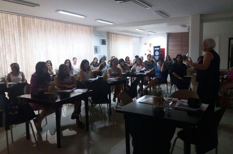 Workshop em Chapecó (SC) Capítulo 687 (27/01)