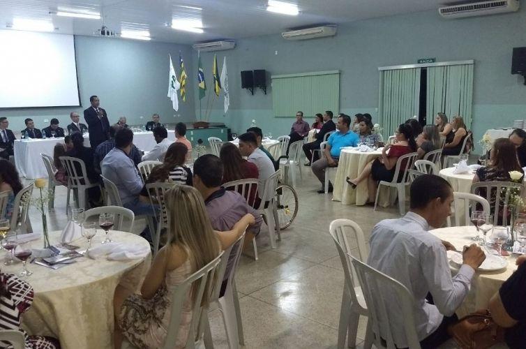Jantar em Rubiataba (GO) Capítulo 175 (13/04) FOTOS
