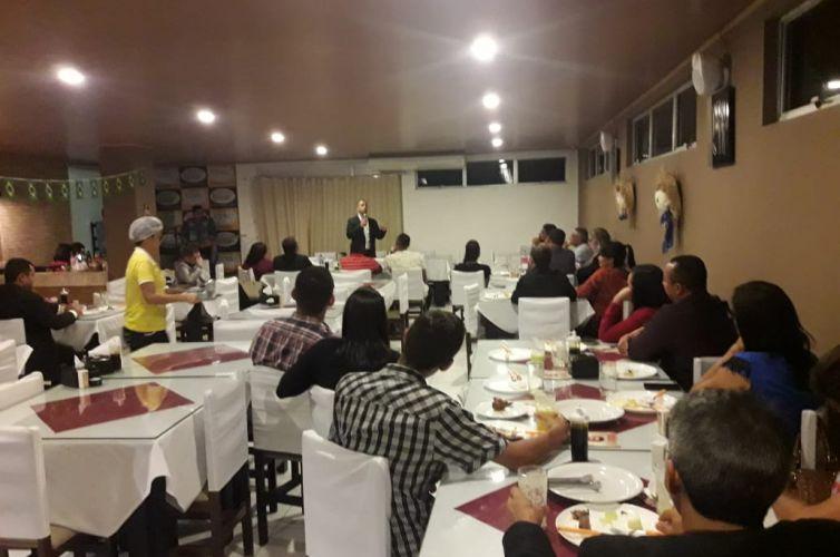 Jantar em Alagoinhas (BA) Capítulo 058 (24/05)