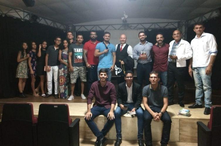 Evento do Apoio Jovem em Euclides da Cunha (BA) Capítulo (19/05) FOTOS