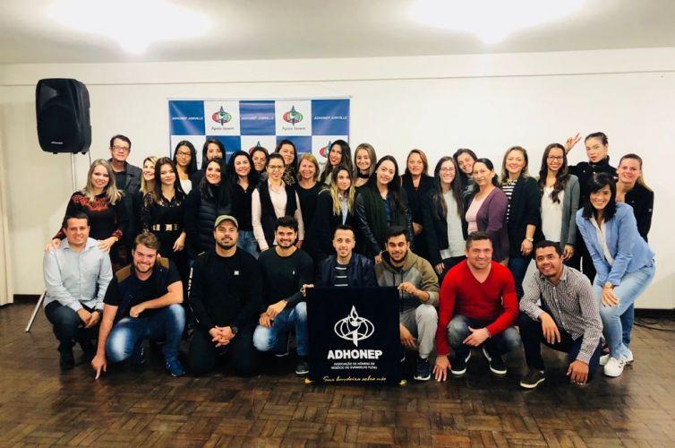 Workshop do Apoio Jovem em Joinville (SC) Capítulo 674 (23/05)