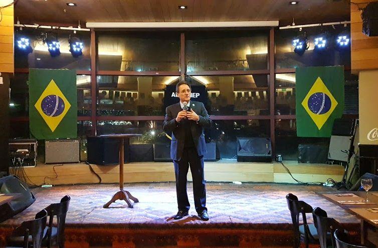 Jantar em Porto Alegre (RS) Capítulo 004 (18/06)
