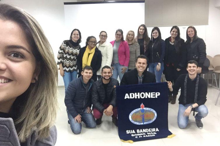 Workshop do Apoio Jovem em Chapecó (SC) Capítulo 687 (16/06)