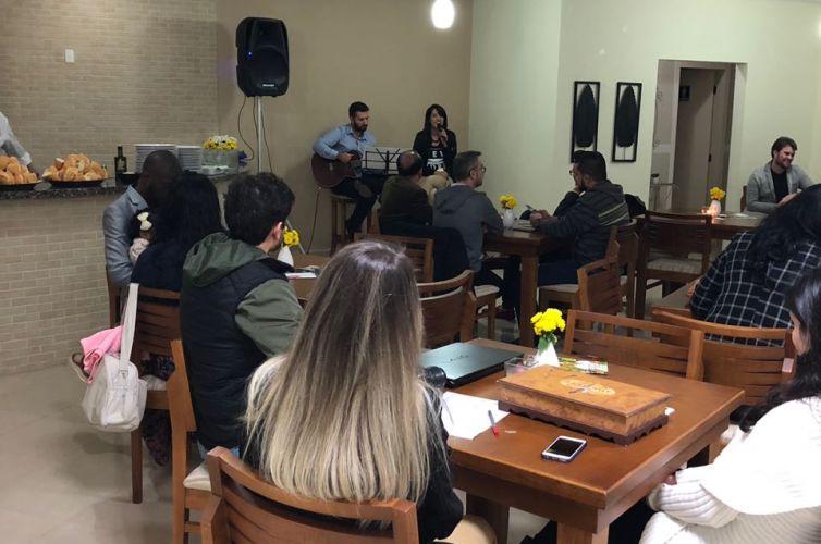 Evento do Apoio Jovem em Joinville (SC) Capítulo 674 (16/06)