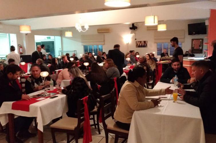 Jantar em Santo Ângelo (RS) Capítulo 477 (05/07)