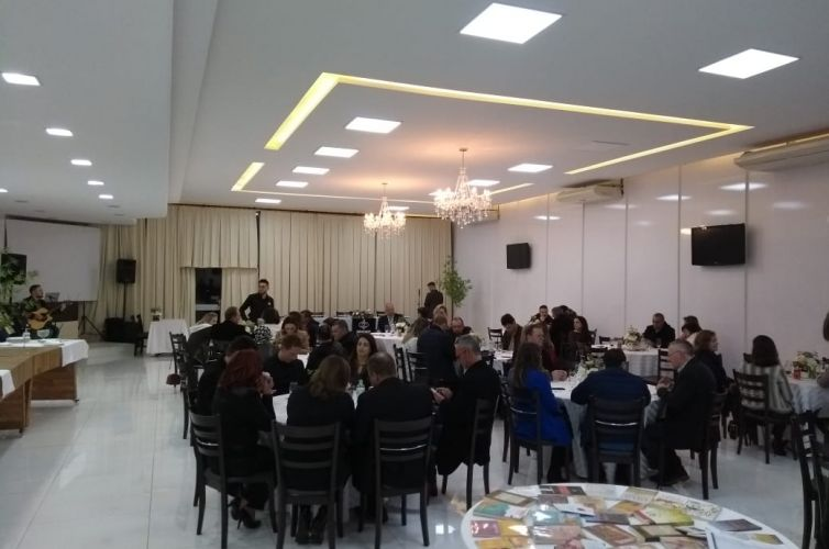 Jantar em Carazinho (RS) Capítulo (13/07)