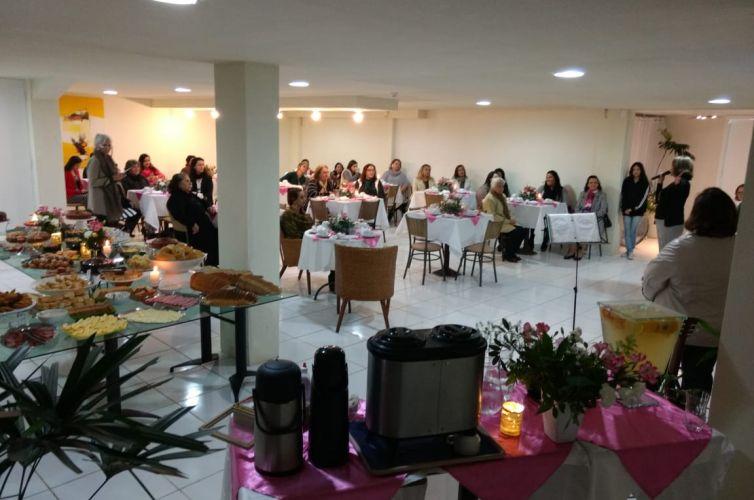Chá em Pontal do Paraná (PR) Capítulo 1526 (06/07)