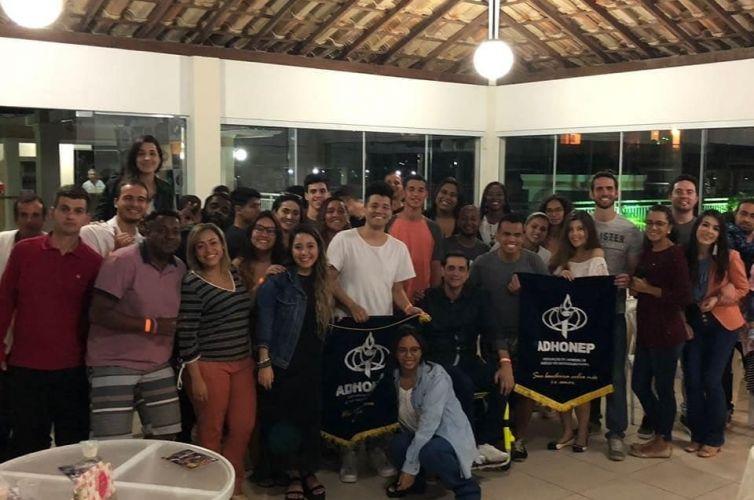 Happy Hour do Apoio Jovem em Niterói (RJ) Capítulo 002 (27/07)