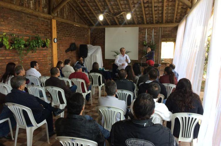 Café em Caratinga (MG) Capítulo 071 (01/08)