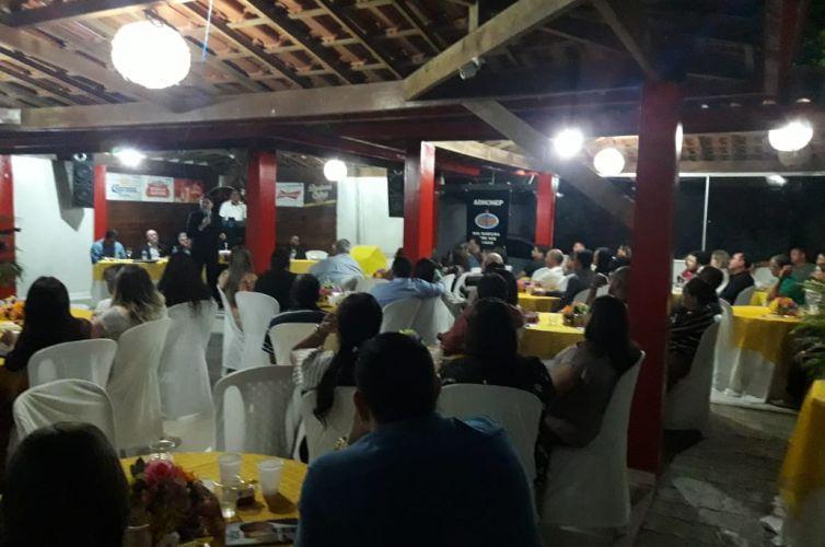Jantar em Ribeira do Pombal (BA) Capítulo 835 (11/09)