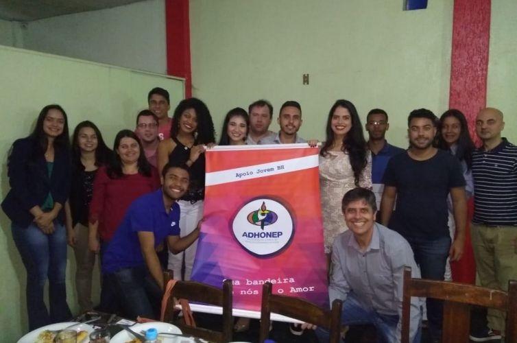 Happy Hour do Apoio Jovem em Belo Horizonte (MG) Capítulo 184 (01/09)