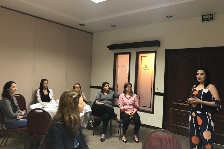 Café do Apoio Feminino em Jaraguá do Sul (SC) Capítulo 107 (04/10)