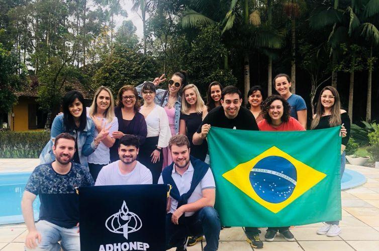 Workshop do Apoio Jovem em Joinville (SC) Capítulo 674 (29/09)