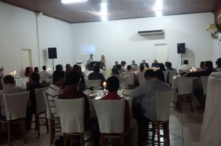 Jantar em Tanguará da Serra (MT) Capítulo 724 (10/11)