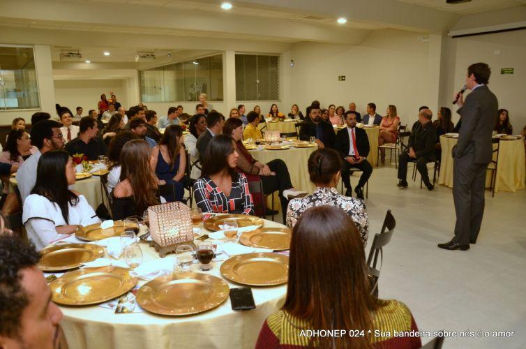 Jantar em Governador Valadares (MG) Capítulo 024 (09/11)