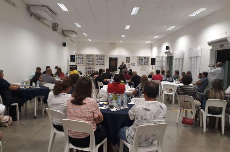 Jantar em Porto Feliz (SP) Capítulo 482 (09/11)
