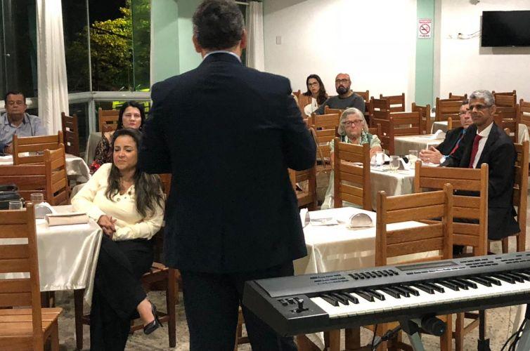 Jantar em Vila Velha (ES) Capítulo 105 (10/11)