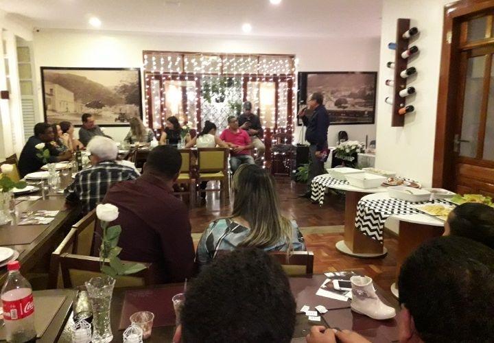 (Português do Brasil) Jantar em Jacobina (BA) Capítulo 385 (03/12)