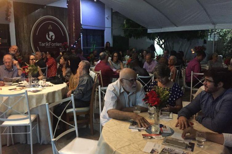 Jantar em Itabuna (BA) Capítulo 061 (08/12) FOTOS