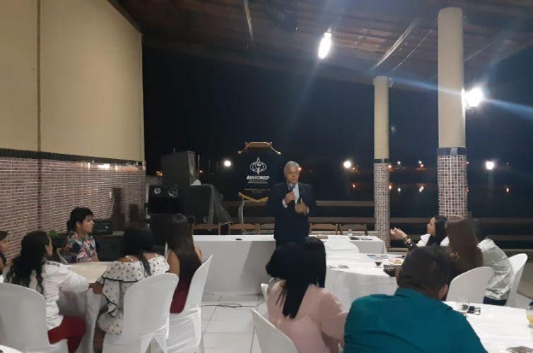 Jantar em Maracanaú (CE) (16/02)