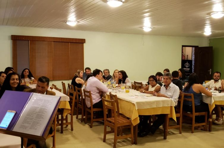 Jantar em Salvador (BA) Capítulo 536 (16/02)