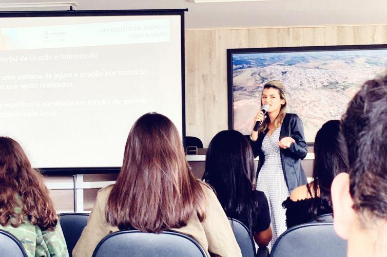 Workshop do Apoio Jovem em São Gotardo (MG) Capítulo 394 (16/03)
