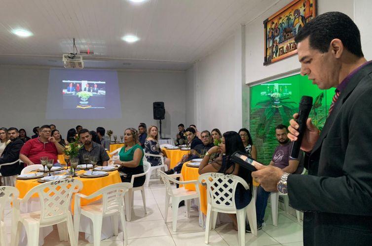 Jantar em Guajará-Mirim (RO) Capítulo 311 (09/11)