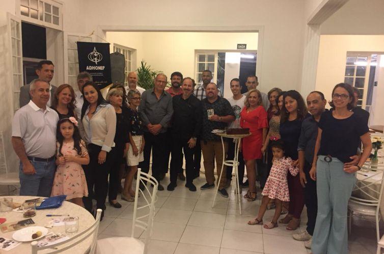 Jantar em Jacareí (SP) Capítulo 374 (11/03)
