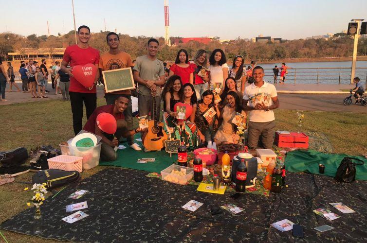 (Português do Brasil) Evento do Apoio Jovem em Cuiabá (MT) Capítulo 133 (10/08)