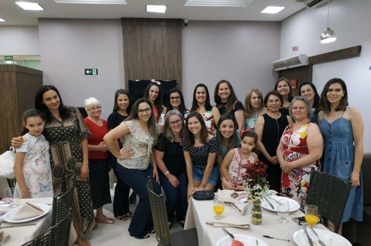 (Português do Brasil) Coquetel do Apoio Feminino em Toledo (PR) Capítulo 439 (09/11)