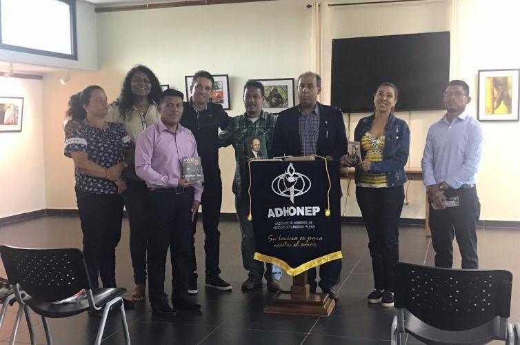 (Português do Brasil) Workshop em Boquete, Panamá (09/11)