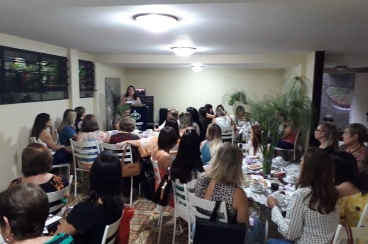 (Português do Brasil) Chá em Barra Mansa (RJ) Capítulo 643 (09/11)