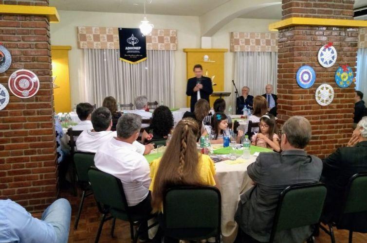 (Português do Brasil) Jantar em Ijuí (RS) Capítulo 116 (08/11)