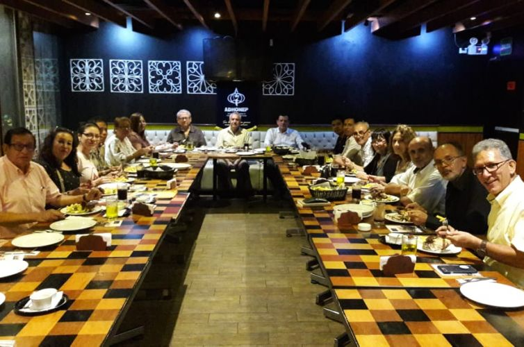 Jantar em Lima, Peru – Capítulo 1545 (30/01)
