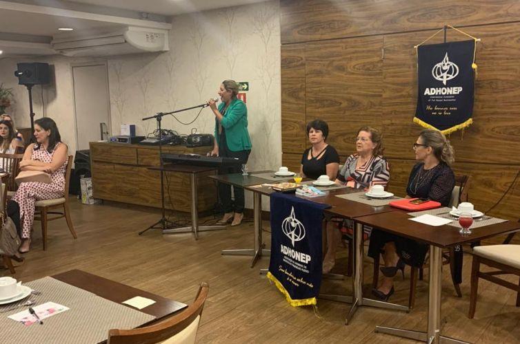 Eventos do Apoio Feminino em Curitiba (PR) Capítulo 005 (07 e 08/02)