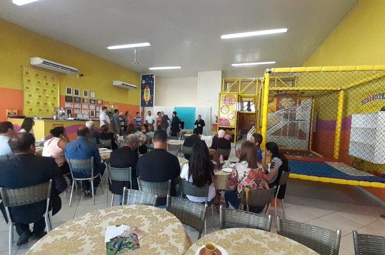 Café da manhã em Lins (SP) Capítulo 230 (08/02)