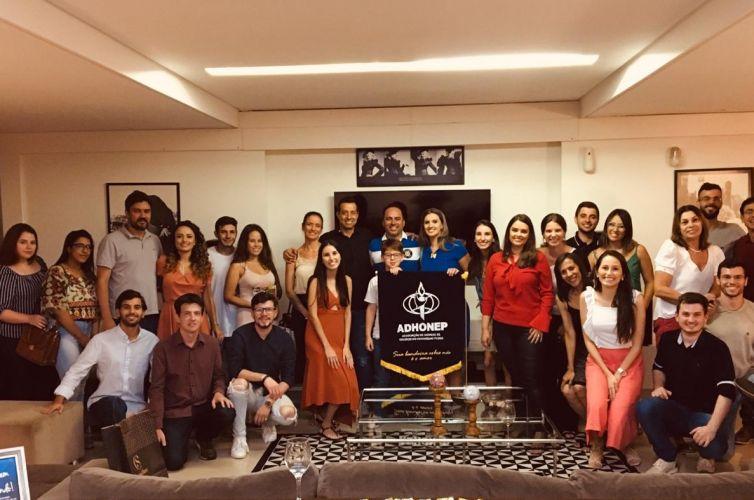 (Português do Brasil) Evento do Apoio Jovem em Itajaí (SC) Capítulo 034 (14/03)