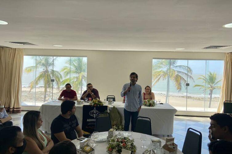 (Português do Brasil) Almoço do Encontro Estadual do Apoio Jovem em São Luís (MA) (05/12)