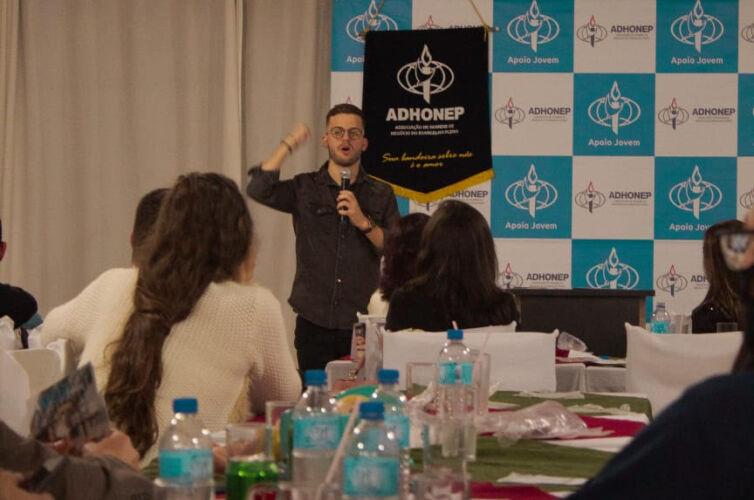 (Português do Brasil) Evento do Apoio Jovem em Brusque (SC) Capítulo 269 (24/07)